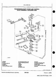 John Deere 3640 Tractor Tm4419 Technical Manual Pdf