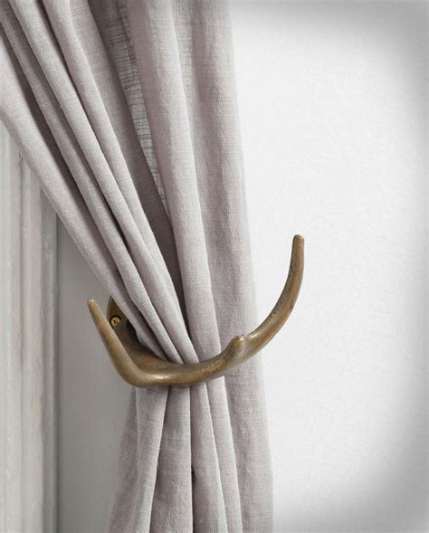 Deer Antler Curtain Rod Holders by Best Home Remedy For Sciatica W Causes Sciatica