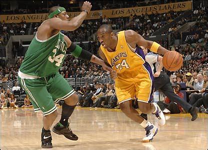 Lakers vs Celtics Game 5 - NBA Finals 2010
