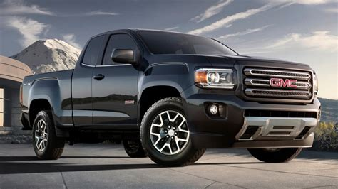 2015 Chevy Colorado & Gmc Canyon Will Be More Powerful