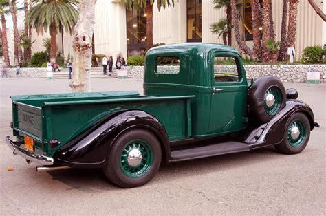 Mopar-powered 1936 Dodge Pickup