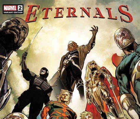 Eternals (2021) #2 (Variant) | Comic Issues | Marvel