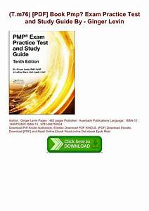Pmp Exam Practice Test And Study Guide 10th Edition Pdf