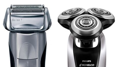 foil rotary shaver choosing type shavers
