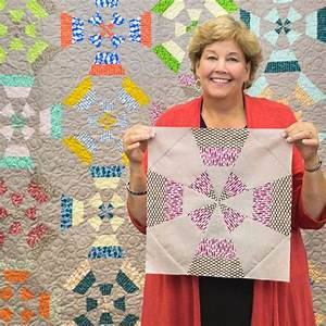 Make A Windmill Quilt With Jenny