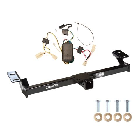 Trailer Tow Hitch For Toyota Rav Wiring Harness Kit