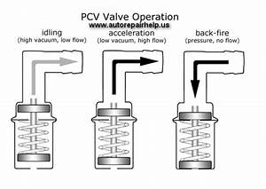 Pcv Valve Related Symptoms And Problems