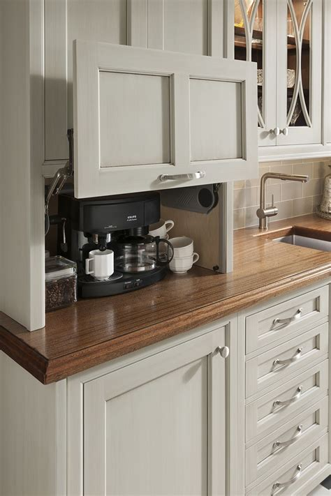 coffee cabinets for kitchen trending in 2016 built in wet bars coffee stations and