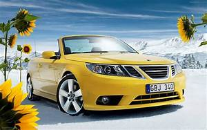2008 Saab 9-3 Convertible Yellow Edition Widescreen Exotic