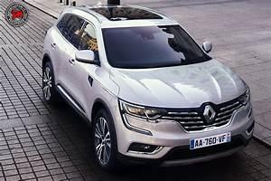 Renault Koléos Initiale Paris : nuovo renault koleos initiale paris a parigi l 39 anteprima assoluta ~ Gottalentnigeria.com Avis de Voitures
