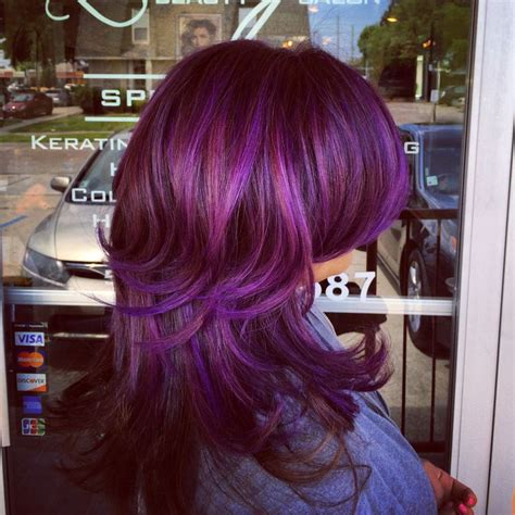pravana hair color purple purple pravana hair color it purple hair