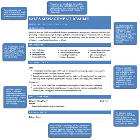 Resume Advice by How To Structure A Resume Tips And Tricks