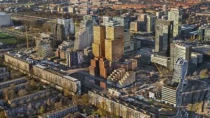 Amsterdam Zuidas Ema Nederland Brexit Naar Kiezen