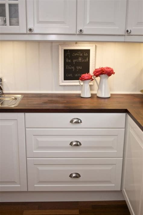 handles on kitchen cabinets 42 best countertops images on butcher blocks 4132