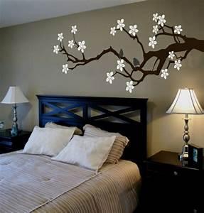 Dekoration Für Schlafzimmer : schlafzimmer deko ideen wand ~ Indierocktalk.com Haus und Dekorationen