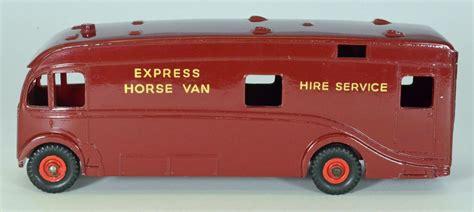van horse box 1952 express market regards terry