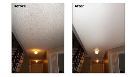 popcorn ceiling repair 3 options for getting rid of popcorn ceilings medford