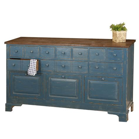 mobili country chic buffet country chic decapato ethnic chic mobili country shabby