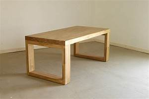Table Bois Massif Design : tables design bois flip design boisflip design bois ~ Teatrodelosmanantiales.com Idées de Décoration