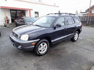 2004 Hyundai Santa Fe For Sale