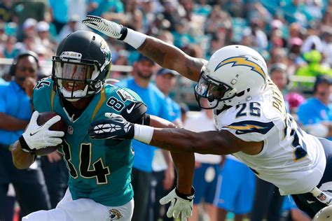 Jaguars Vs Chargers Game Time, Tv Schedule, Online