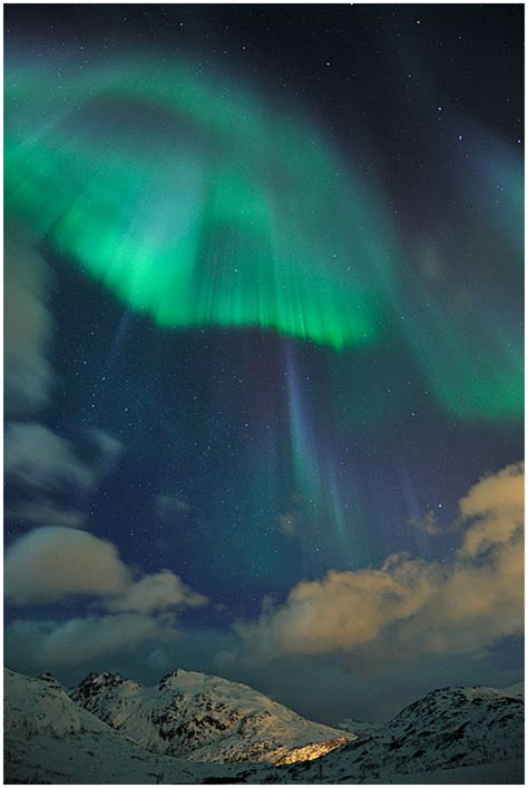 norway march northern lights spaceweather com northern lights photo gallery march 2011