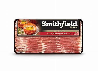 Bacon Smithfield Cherrywood Smoked Meal Cherry