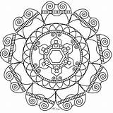 Mandala Coloring Zen Mandalas Simple Adult Mpc Adults Print Pages Relaxation Stress Whatever Takes Arabesques Difficulty Level Too Anti Suitable sketch template