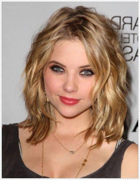 medium hairstyles   faces  wavy hair hair
