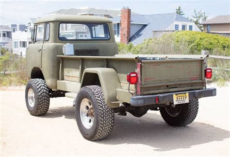 willys jeep fc  rat rod pickup  guyswithridescom