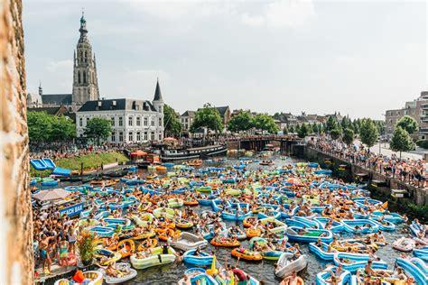 Bootje Varen Breda by Breda Drijft Wil Wereldrecord Vestigen Met 2600 Deelnemers