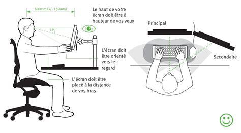 ergonomie bureau ordinateur ergonomie poste de travail bureau 28 images ergonomie