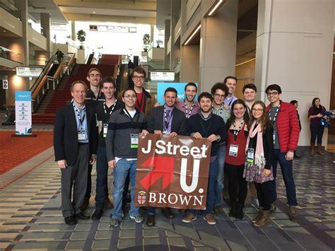 J Street U Brown Brown RISD Hillel