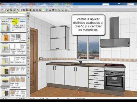 software  diseno de muebles closets  cocinas corte