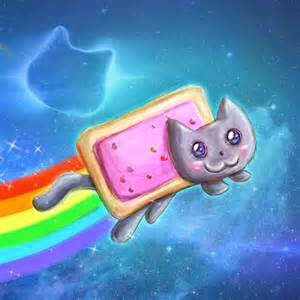 Butterfly Unicorn Rainbow Cat