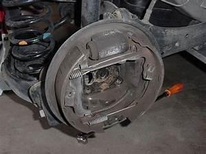 Replacing Rear Drum Brake Shoes