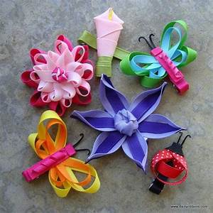 Ribbon Hair Clips Megan MacDonald Coffin I39m Sure We Can