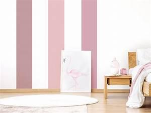 Farben Für Die Wand : streifen an die wand malen ideen f r gestreifte w nde ~ Michelbontemps.com Haus und Dekorationen
