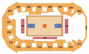 Findlay Toyota Center Seating Chart Prescott Valley