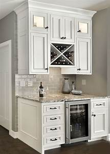 25 best ideas about beverage center on pinterest wet With kitchen colors with white cabinets with wine stave candle holder