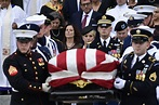 John McCain honored as a principled politician, beloved ...