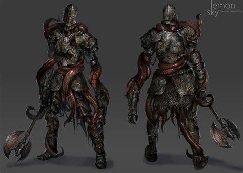Soul Of Cinder Wallpaper Leaked Dark Souls 3 Dlc Concept Art Shows Enemies Environments Segmentnext
