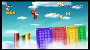 New Super Mario Bros Wii Cheats And Codes Youtube