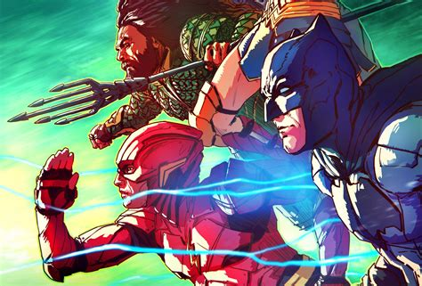 Justice League Animated Wallpaper - justice league 2017 imax poster hd 4k wallpapers