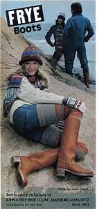 Musings from Marilyn » Those Rad Vintage 1975 Frye Campus