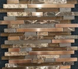 copper backsplash tiles for kitchen copper harbor linear jpg 600 531 pixels backsplash