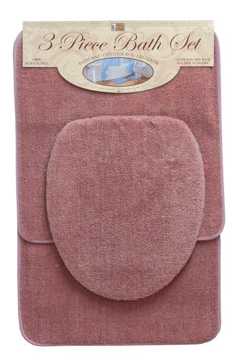 curtain bath outlet pc solid bath rug set