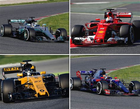 F1 Cars by Martin Brundle Ex Racer Slams New F1 Cars Ahead Of