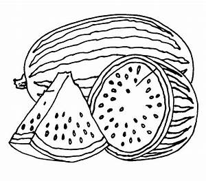 Clip Art: Fruit: Pear B&W | abcteach