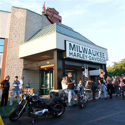 Harleydavidson World Dealers Conference Rides Home